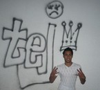 Tag Tej Sur Le Mur