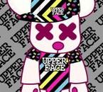 upper face