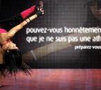 ma danseuse