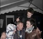 JP, Damien et Thomas au JDM de mon coeur (: ( 2005 )