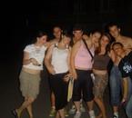 Copine,mon Chèry,Moi,Anais,Steve,Copine2,Antobich & Flo