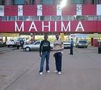 shopping à mahima karel et moi