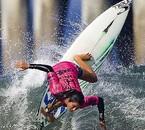 Sexy surfeuse