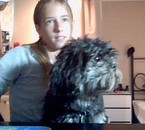 yo ses mon chien cute hein XD!!xoxo