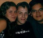 Mon meilleur ami, sa femme et moi
