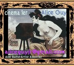 Cinemas cinema 1er Alice Guy