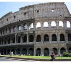 Le très beau colisé de Rome