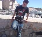 Moi à St Tropez