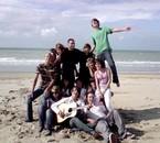 Ma famille ; la jeunesse dorée calaisienne .