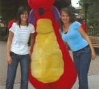 Lorédana et moi ! (On dira quelle journée ! 8-))