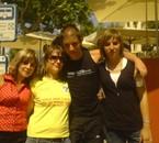 Avec les cousines