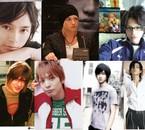 Acteurs japonais