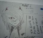 Sur le mur d'expression de mon ancien lycée =') PART'NER (L)