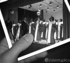 Notre chorale gospel Vie Nouvelle