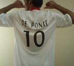 C mon new maillot celui du portugal