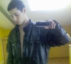 my manteau en cuire