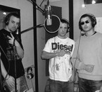 Arkass, Crime & Res-k En Studio