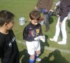 Benjamin successeur de Zidane
