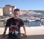 Moi à St Tropez..