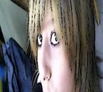 Anciienne FOtO =) (( Quand J'etaii Blonde xD ))