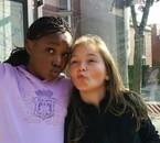 Cyntia et Julie jvsdr les filles!!!