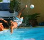 piscine chez popo =D