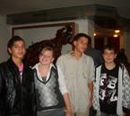 Khaled, Moi, Taieb, Mohammed