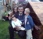 Bernard et ses enfants