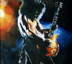 Slash Grand guitariste!!