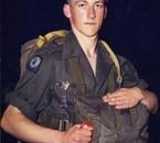 moi en parachutiste au service militaire en 88
