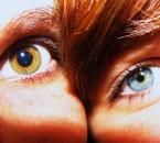 Nos yeux..
