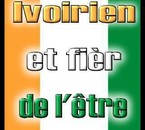 ivoirien et fier de l'etre