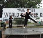 UDD Lyrical Dancer flys high at the 2007 World Refugee Day