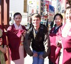 Terrelfe et les japonaise