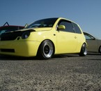 VW Lupo Comen Car
