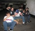 Gangsta crew :D