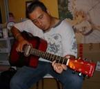 Mon chéri et son autre guitare (Juin 2008)