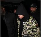 Chris Brown, ses danseurs et son DJ nous ont fait le plaisir