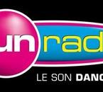 Pink Star's - FUNRADIO Logo