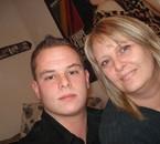 mon fils anthony et moi
