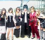 Mes amies du lyceé à tokyo
