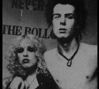 Sid And Nancy... Love kills.