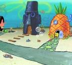 mon quartier a bikini bottom