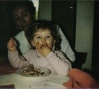 Le temps passe, les souvenirs reste (U) je t'aime mamie