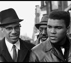 Malcom X & Mohamed Ali... des bOns c'est deux la