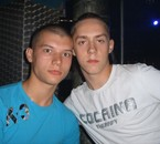 Moi et Julien