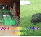 john deere en bobby!