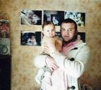 mon fréré et sa niece