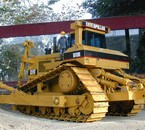 CAT D11 (Prototype, construit en 2009)