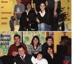 Ma famille 2007-2008
